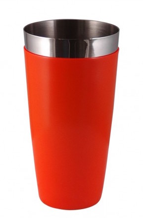 <h5>Orange Cocktail Shakers</h5><p>Subject to availability </p>
