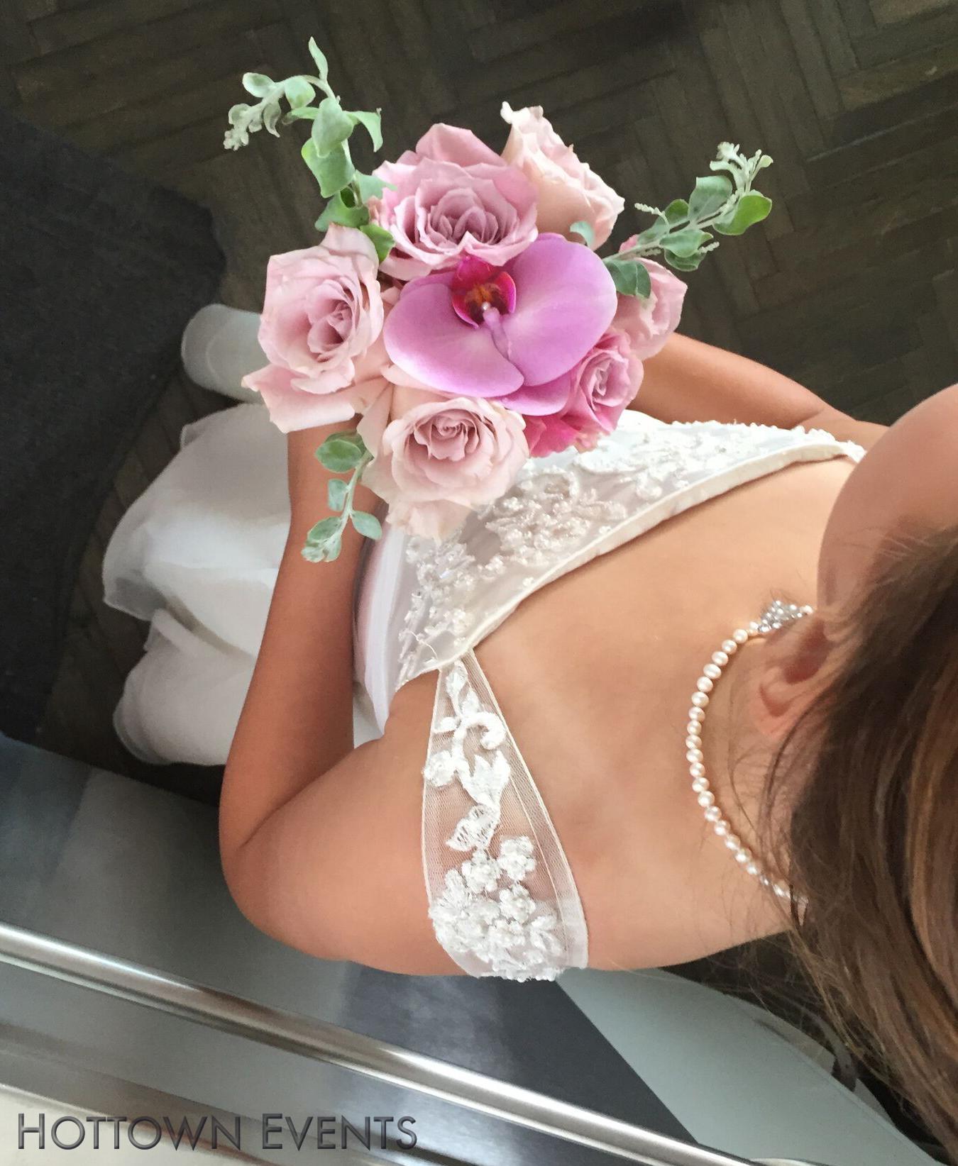 <h5>Flower Girl Bouquet</h5>